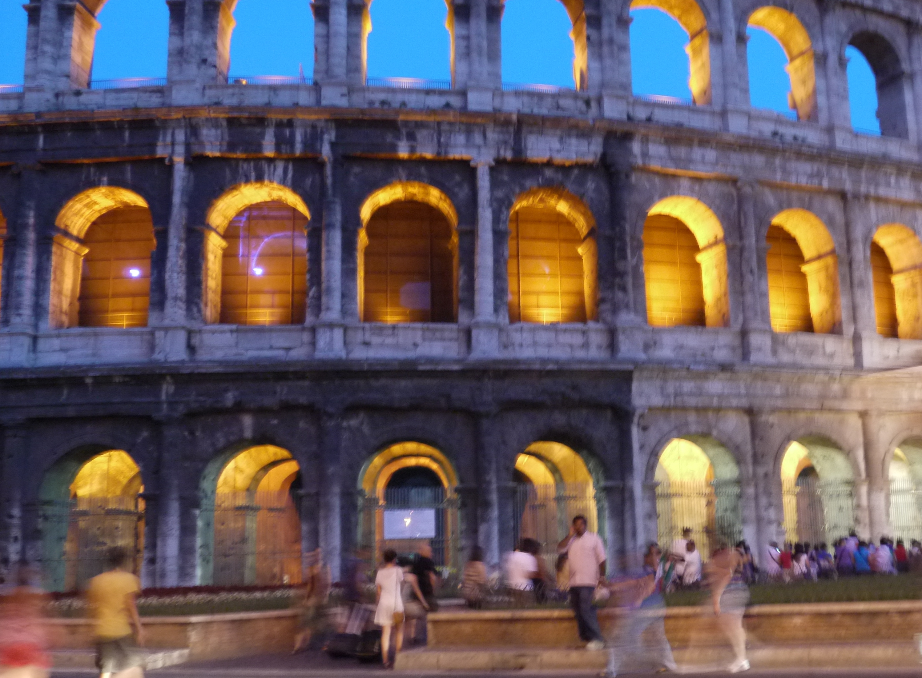 I bought my Colosseum ticket online – now what?