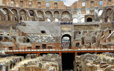 Audio guide ticket to the Colosseum