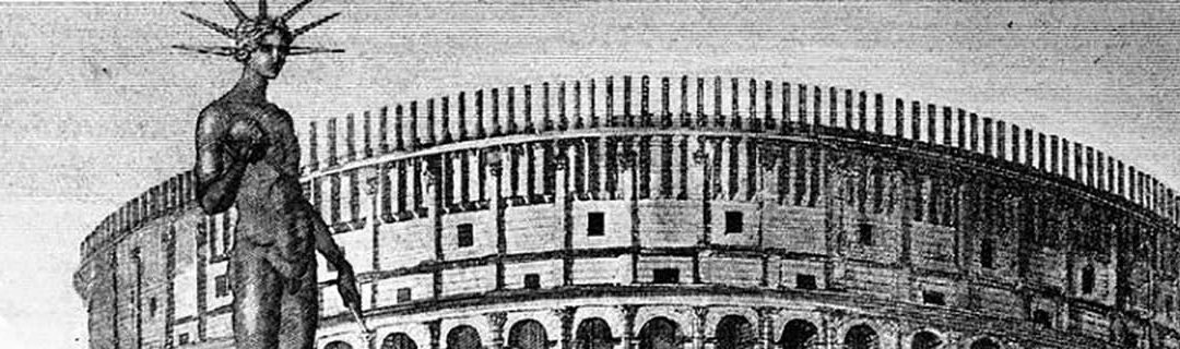 What was the Colosseum's original name?