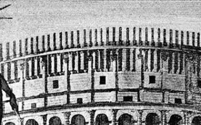 What was the Colosseum's original name?